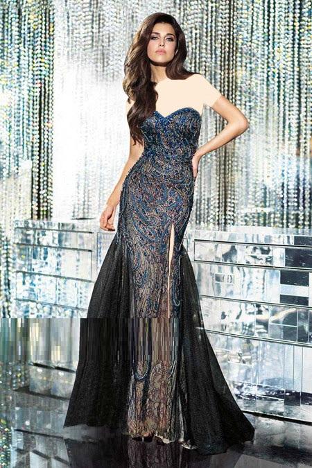 لباس شب ج س 2016 (3)