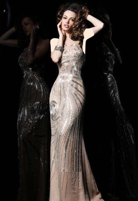 لباس شب ج س 2016 (7)