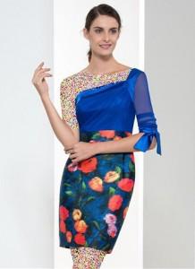 عکس های مدل لباس مجلسی کوتاه زنانه