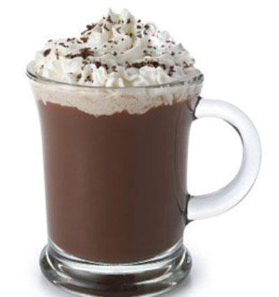 طرز تهیه قهوه با شکلات و خامه