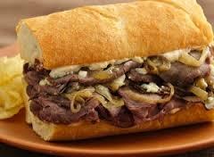 طرز تهیه ساندویچ رست بیف