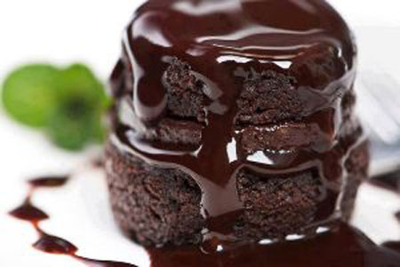 طرز تهیه سوفله شکلات