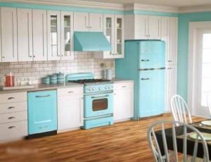 مدرن ترین مدل کابینت ها و آشپزخانه های کوچک و بزرگ