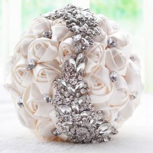 گالری جدیدترین مدل دسته گل عروس 95