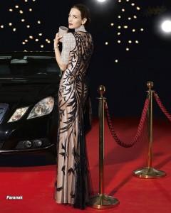 ژورنال مدل لباس بلند مجلسی شب 95