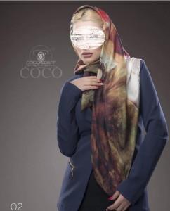 سری جدید مدل روسری نوروز 95