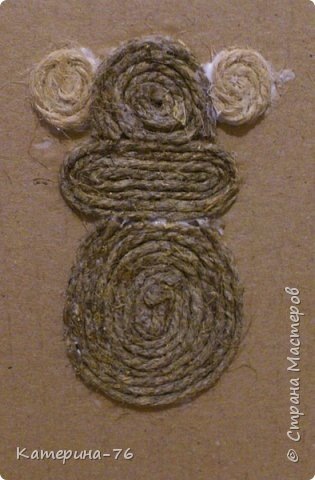 DIY-Monkey-with-cotton-twine-3