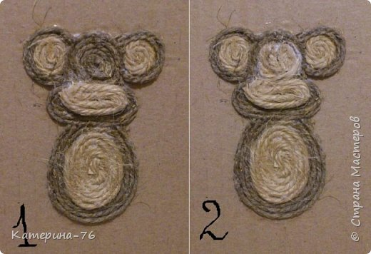 DIY-Monkey-with-cotton-twine-6
