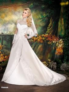 گالری عکس مدل لباس عروس سال 95