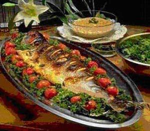 درست کردن ماهی شکم پر بدون نیاز به فر