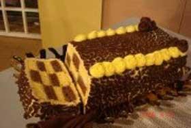 روش درست کردن کیک کره ای