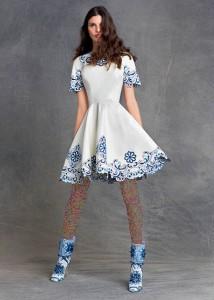 مزون مدل لباس مجلسی زنانه دی اند جی 95