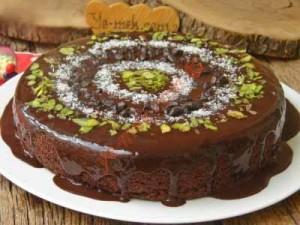 کیک رسپی ترکیه در قابلمه