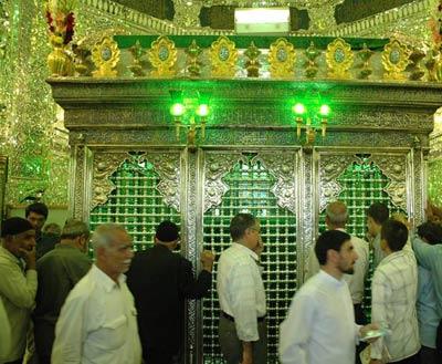 آشنایی با آستان مقدس حضرت عبدالعظیم (ع)