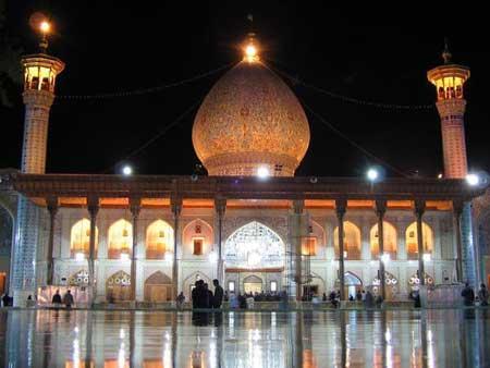 آشنایی با شاه چراغ – امامزاده سید امیر احمد