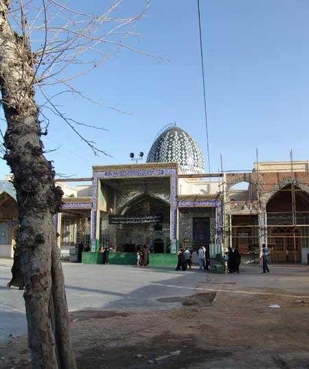 آشنایی با امامزاده حسن – قزوین