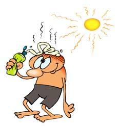 آفتاب سوختگی را چطور درمان کنیم