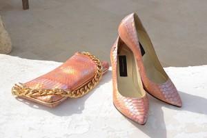 جدیدترین مدل ست کیف و کفش فشن دخترانه 95
