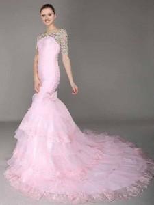 مزون مدل لباس پرنسسی ویژه نامزدی 95