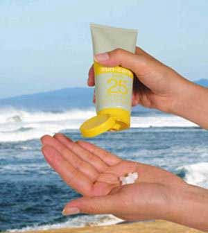 توصیه هایی برای خرید یک ضد آفتاب ویژه تابستان