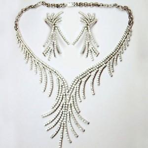 شیک ترین مدل ست جواهرات ویژه عروس سال 95