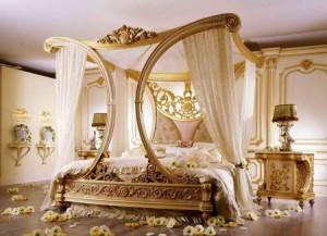 مدل تزیین تخت عروس و اتاق خواب