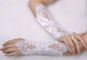 جدیدترین مدل دستکش های ست لباس عروس