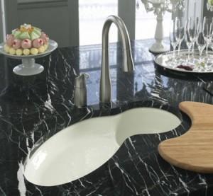 دکوراسیون آشپزخانه و مدل جدیدترین سینک ها