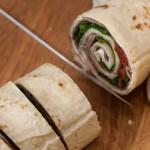 آموزش تصویری درست کردن ساندویچ رولتی