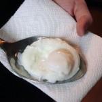 شیوه جدید آبپز کردن تخم مرغ به صورت تصویری