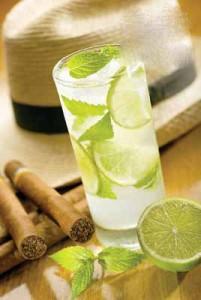 نوشیدنی تابستانی | روش درست کردن شربت موهیتو