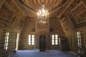 آشنایی با مسجد چوبی نیشابور