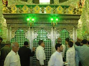 آشنایی با زیارتگاه های مهم تهران