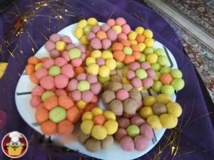روش درست کردن شیرینی پاپاتیا
