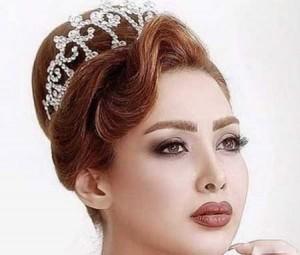 جذاب ترین مدل آرایش عروس وِیژه بهار