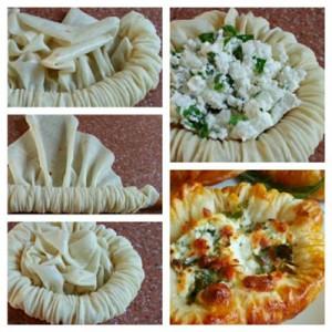 غذای فانتزی | روش درست کردن بشقاب پنیری