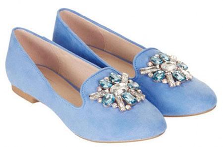 شیک ترین مدل کفش تخت تابستانی زنانه و دخترانه