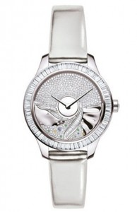 کلکسیون مدل ساعت مچی الماس زنانه