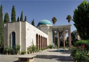 مکان تاریخی سعدیه در شیراز با عکس