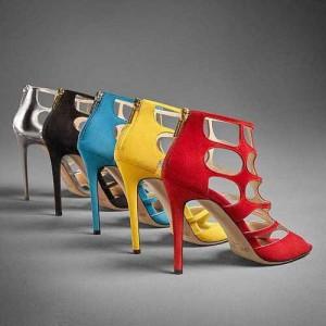شیک ترین مدل کفش های مجلسی زنانه در اینستاگرام