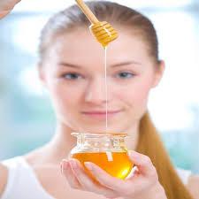 درمان چروک پوست با عسل