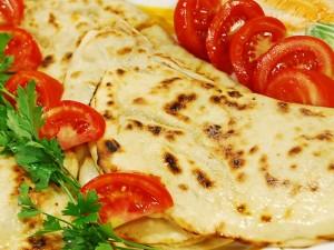 آموزش درست کردن گزلمه بادمجان غذای محلی ترکیه