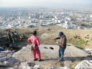 آشنایی با چاه قلعه بندر در استان فارس
