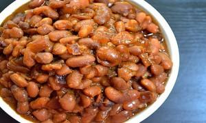 روش درست کردن خوراک لوبیا کبابی