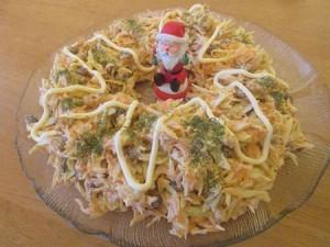 روش درست کردن سالاد مرغ اندونزیایی