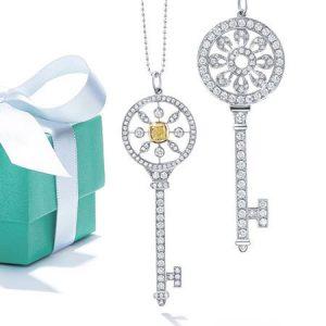 شیک ترین مدل طلا و جواهرات برند Tiffany