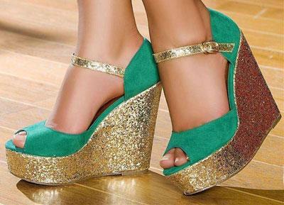 شیک ترین مدل کفش مجلسی 95 - مجله اینترنتی آبانکشیک ترین مدل کفش مجلسی ۹۵