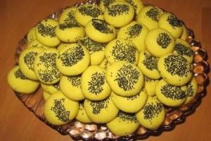 روش درست کردن شیرینی محلی کرمانشاه