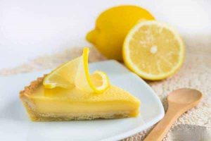 روش درست کردن تارت لیموی