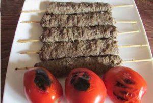روش درست کردن کباب کوبیده سیخی